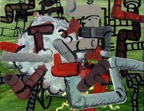 Pipe Study - Dominic Heffer 2012