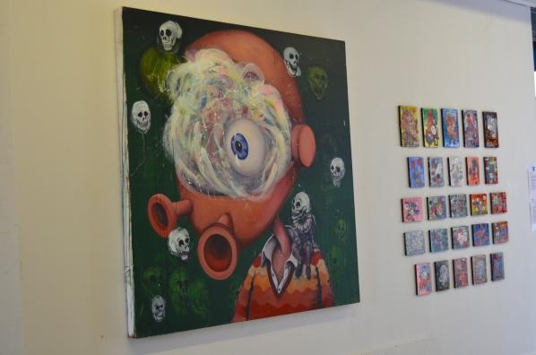 Gallery wall Mr N