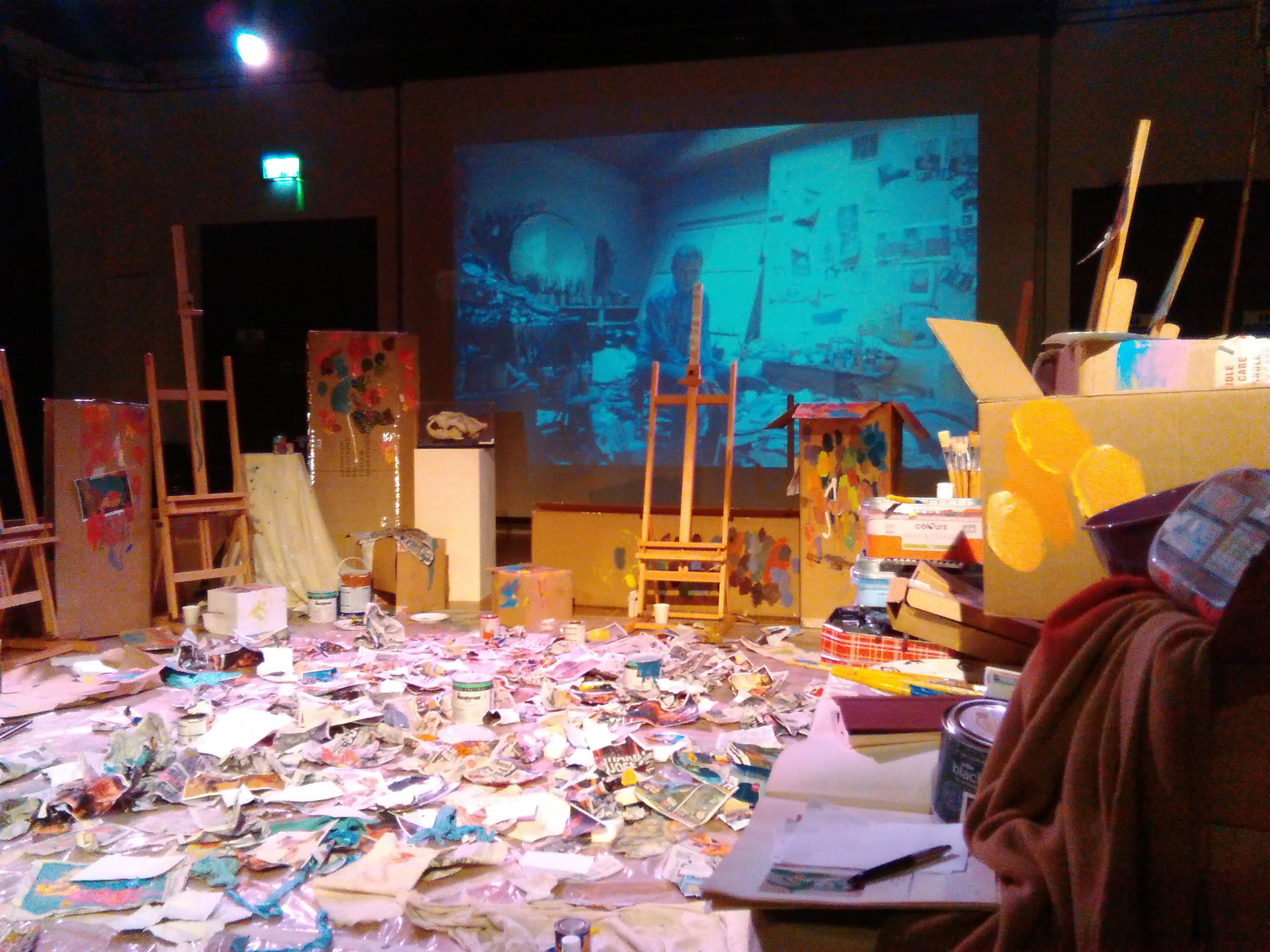 Bacon Studio at Ferens 2017